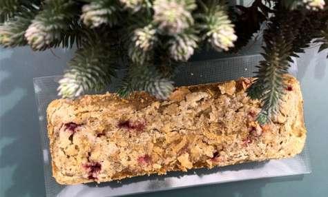 Cake aux graines de chia