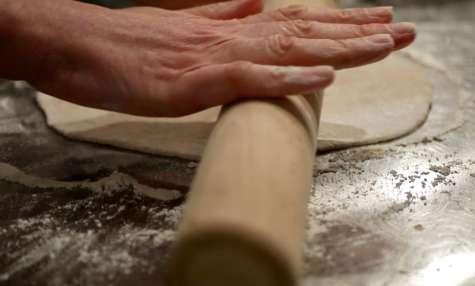 La main à la pâte…pizza