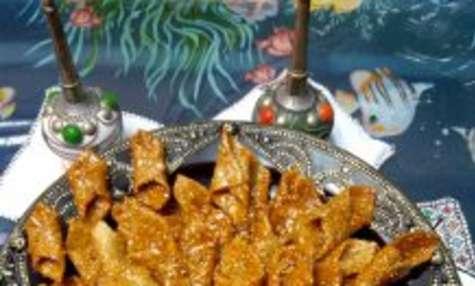 Gâteau au miel pour Ramadan
