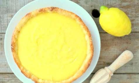 Tarte au citron parce que c'est trop bon !