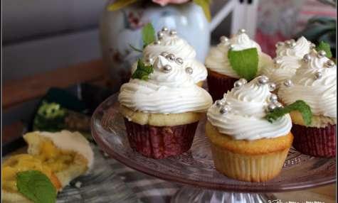 Cupcakes saveur mojito