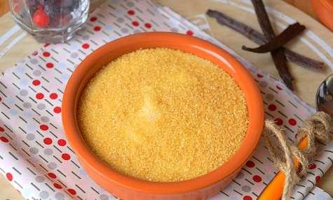 Crème catalane de Michalak