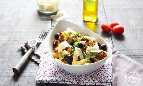 Salade fraîcheur à l'italienne