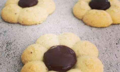 Sablés vanille pour presse à biscuits