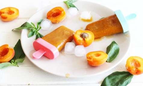 Esquimaux aux abricots et basilic