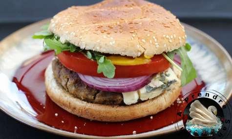 Hamburger anglais