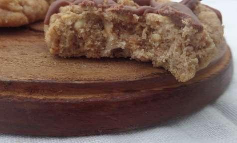 Cookies au beurre de cacahuète et au chocolat