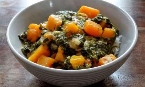 Ragoût vegan, sans gluten ni lactose