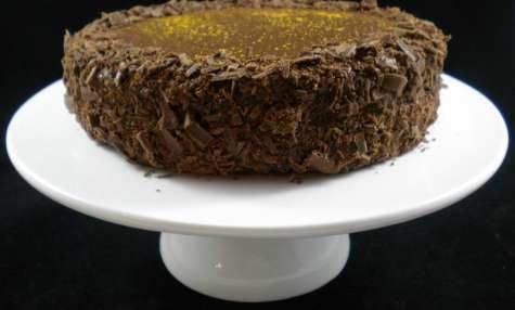 Gâteau : la Forêt Basque