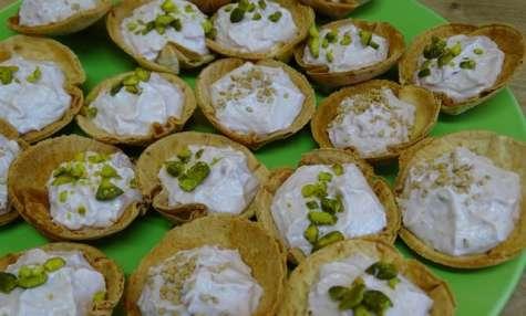 Mousse de Mortadelle et pistache