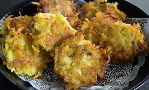 Grumbeerekiechle, les galettes de pommes de terre alsaciennes