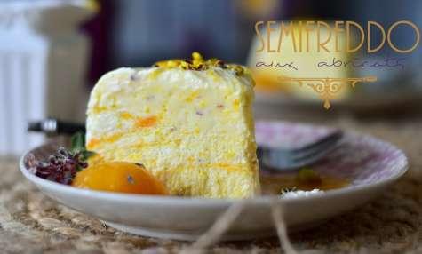 Le Semifreddo abricot pistache