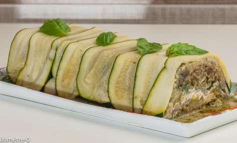 Terrine de légumes à l'italienne