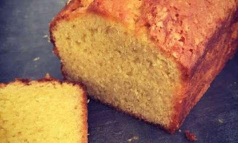 Cake citron de Sébastien Bouillet