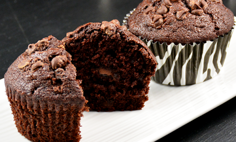 Patty Saveurs | Muffins Double Chocolat