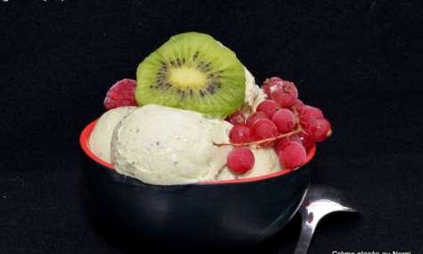 Crème Glacée express au Nergi