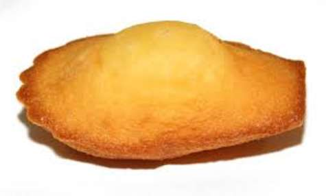 Madeleines citron safran