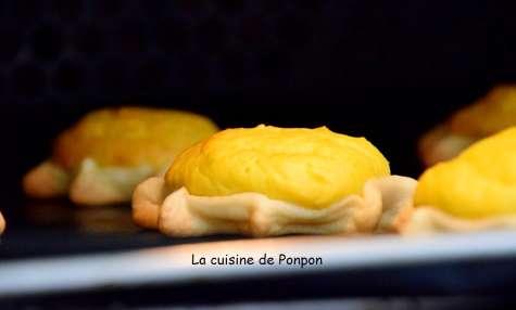 Pardula: petit gâteau sarde à la ricotta et parfumé au safran