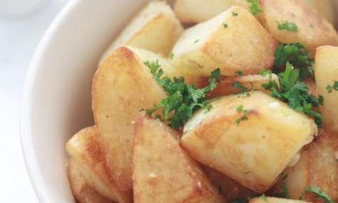 Pommes de terre sautées au beurre