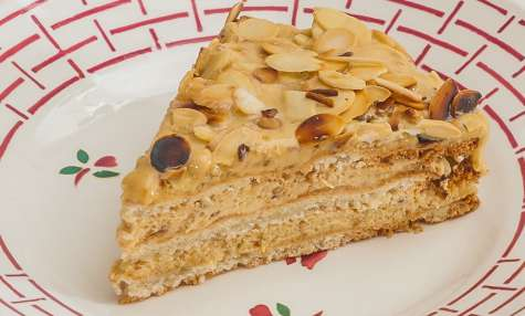 Gâteau armoricain de Saint Nazaire