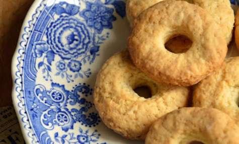 Biscuits italiens à la crème