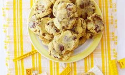 Cookies figues et chocolat au lait