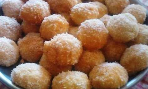 Petits gâteaux à la noix de coco