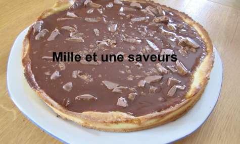 Tarte aux daims