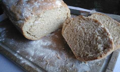 Le pain maison au yaourt