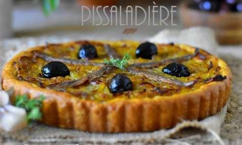 Pissaladière niçoise