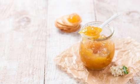 Confiture de poires de grand-mère arôme vanille