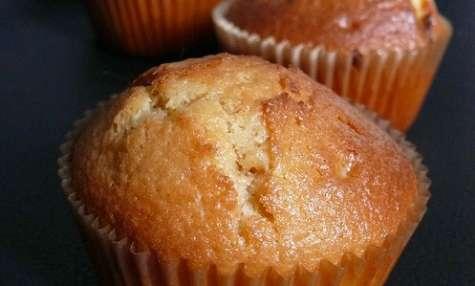 Muffins au citron vert