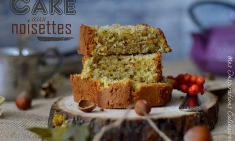 Cake moelleux aux noisettes