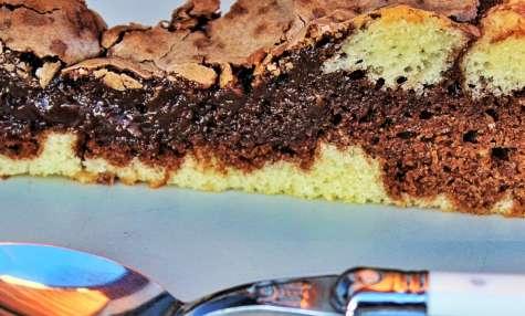 Gâteau Marbré et Fondant au Nutella