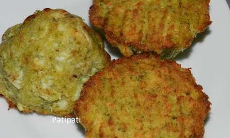 Purée de brocoli aux poissons