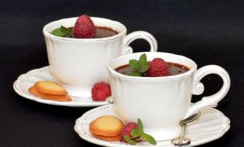 Crème doublement chocolat