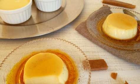 La crème renversée au caramel