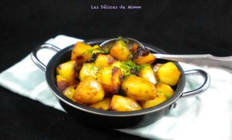 Pommes de terre sautées au Cookeo