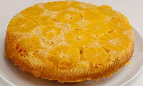 Gâteau angevin aux oranges