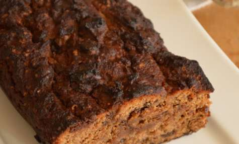 Cake coco-châtaigne