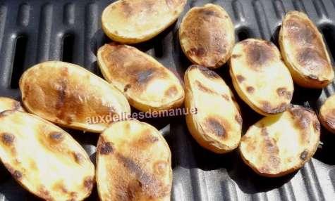 Pommes de terre grillées au barbecue