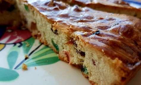Gâteau breton d'Hélène Jegado