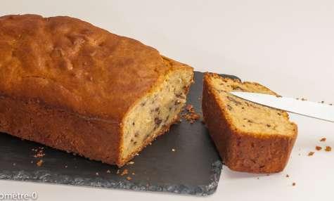 Cake à l'orange et aux noix