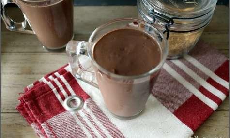 Pots de crème au chocolat végétaliens