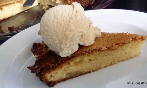 Gâteau danois - DRØMMEKAGE