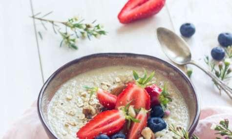 Porridge, recette de base