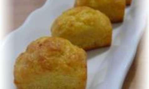 Mini Cakes aux Crevettes