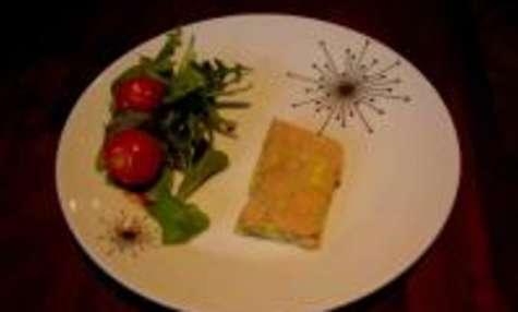 Recettes de foie et de fait maison - Foie gras maison en terrine ...