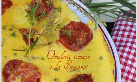 Omelette à la Spagnol