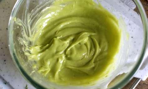 Mayonnaise à l'huile d'olive et moutarde aux herbes
